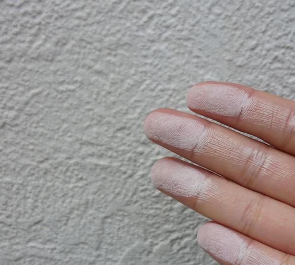 外壁塗装のチョーキング0717