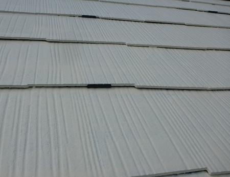 屋根の塗装0717