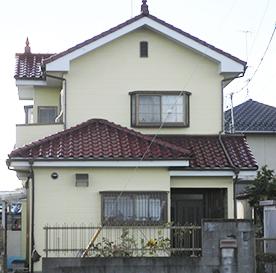 大阪府大東市の外壁塗装事例0722